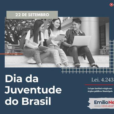 DIA DA JUVENTUDE DO BRASIL