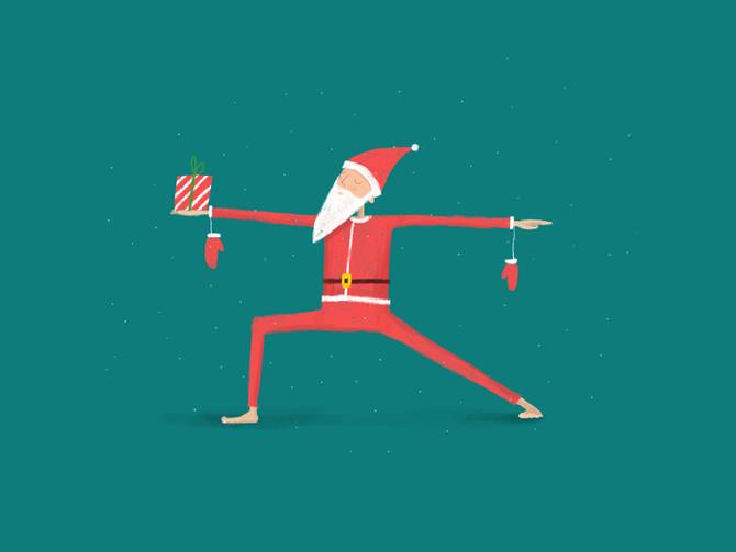 Новогодние каникулы yoga club