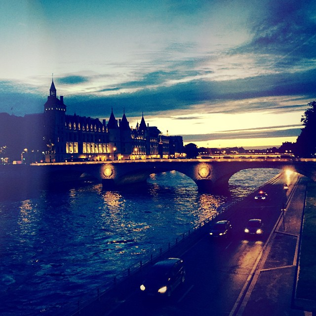 Instagram - Last night in Paris #Paris#IloveParis#Night