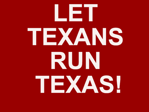 Texas Dems Side With Non-Texans