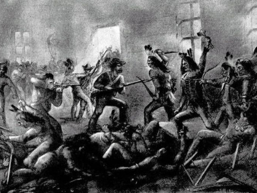 Texans Have Faced Worse - The Council House Fight
