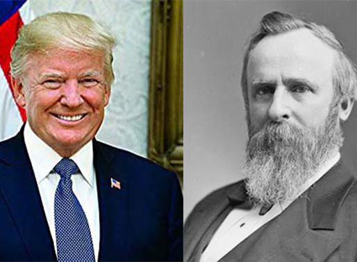 Key Electors Launch Rutherford Hayes Strategy for Trump