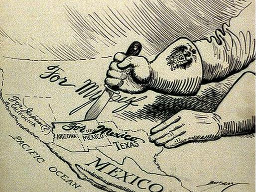 German Threat Against Texas Entangled U.S. Into WWI