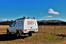 Northside pest management ACT pest control ute