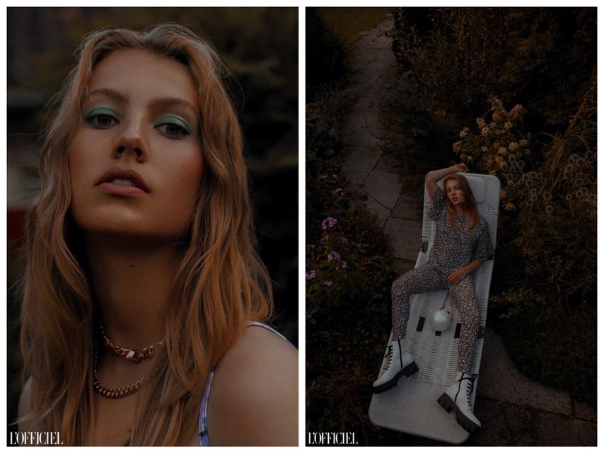 Photography Christine Polz / L'Officiel Baltics