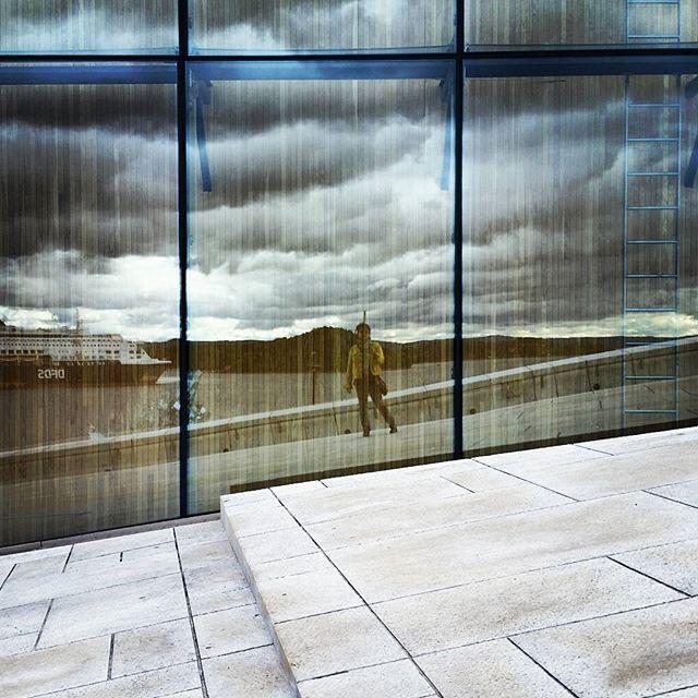 #Oslo #operahouse_#travelingsierzegas