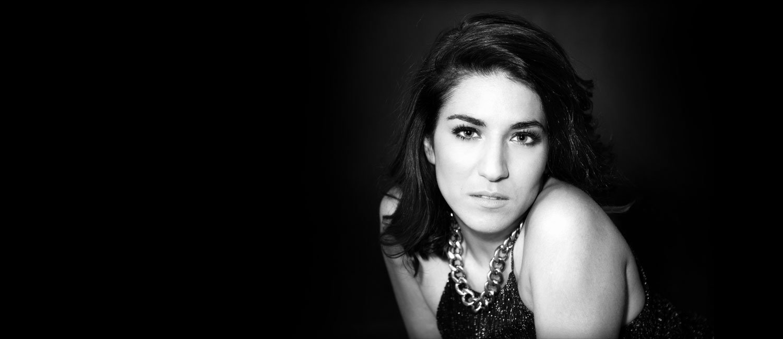 Sarah Benton professional singer Berlin