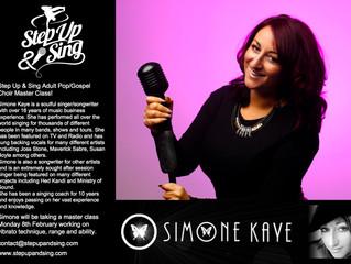 Simone Kaye Master Class