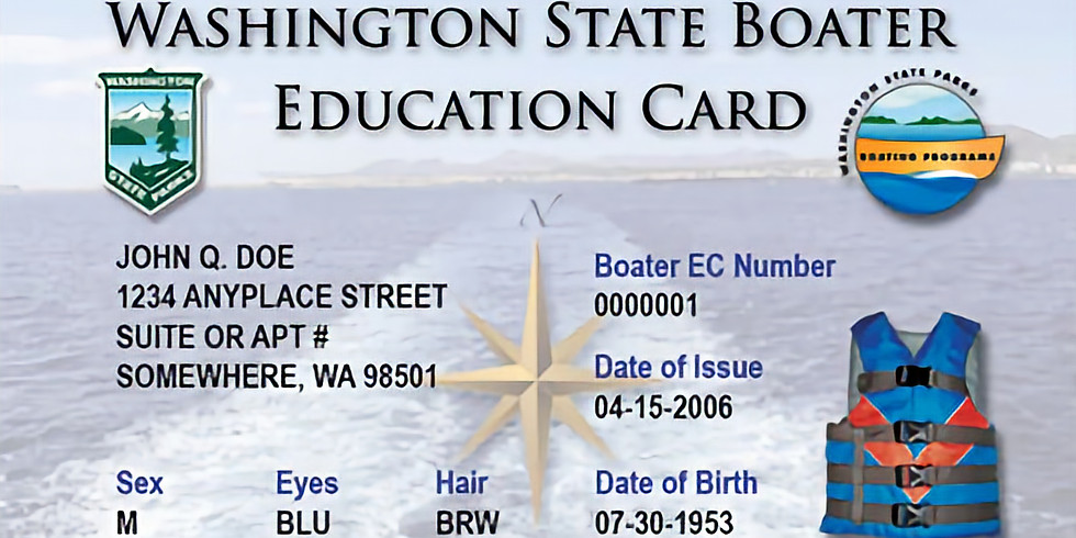 Washington State Boaters Card Course (2)