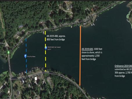 Recent Changes to Boating Regulations on Lake Samish