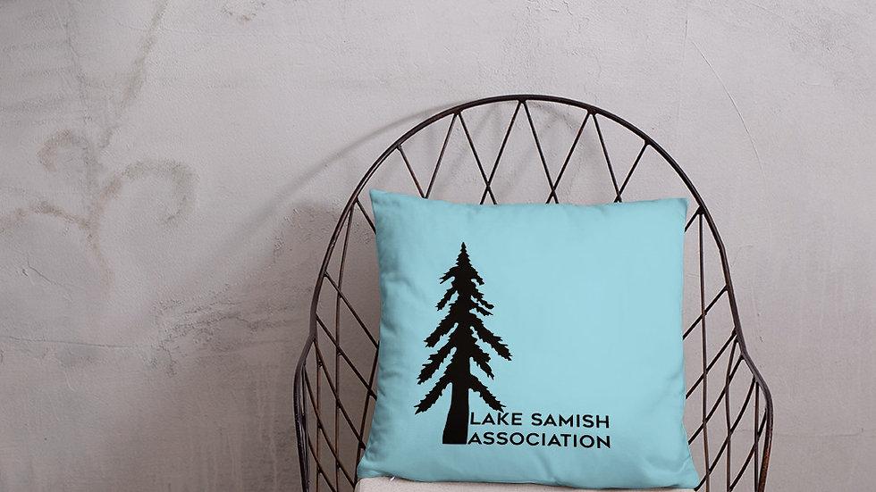 Samish Throw Pillow