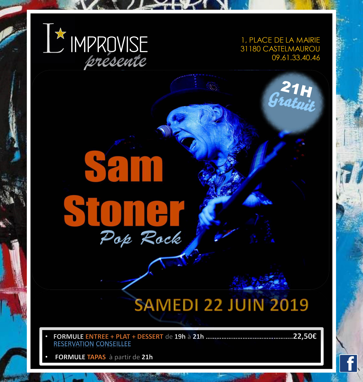 SAM STONER 22062019