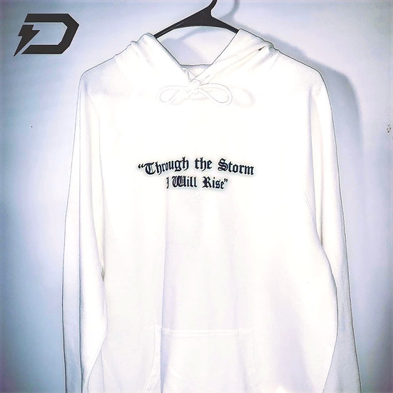 Through The Storm Hoodie
