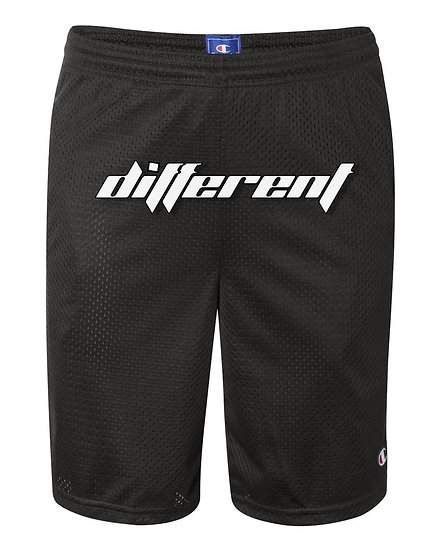 DIFFERENT CHAMPION MESH SHORT