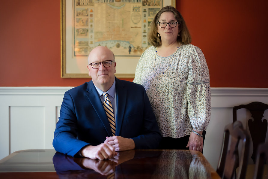 Jay West and Ann Zuberbuhler West