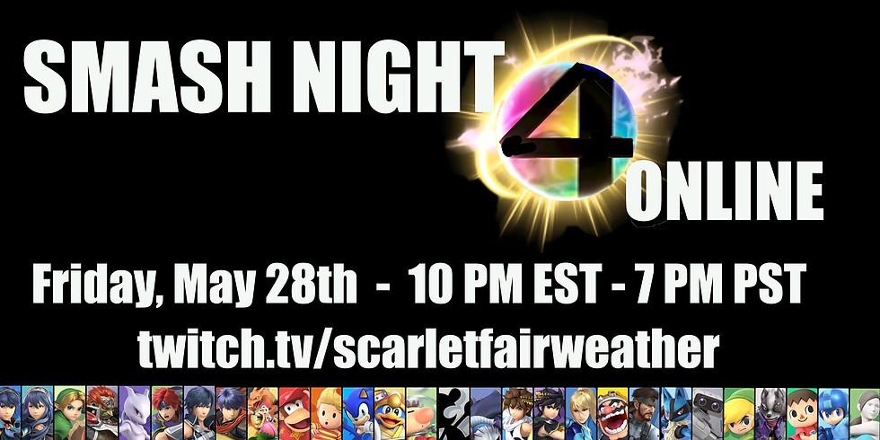 Smash Night 4 - Online
