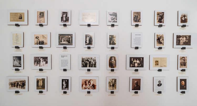 Family picturs of Kohn and Kuperman