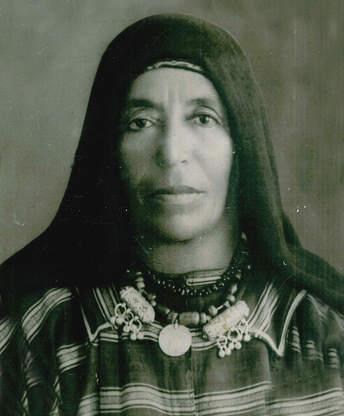 A Pioneer woman from Yemen in ZY