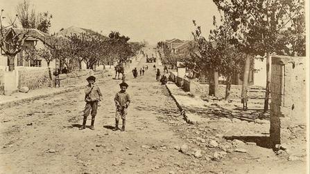 זכרון יעקב, רחוב האיכרים, 1912