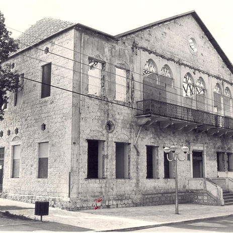 שיפוץ המבנה, 1990