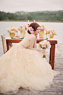 Wedding Chicks shoot | FourThings paper