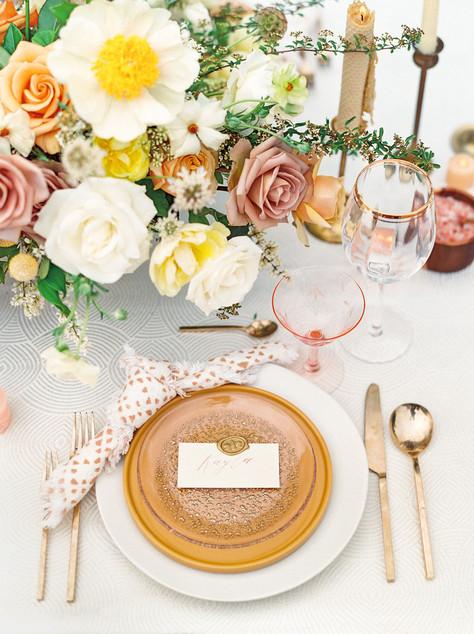 Beekeeper Inspired Wedding at Rancho Val