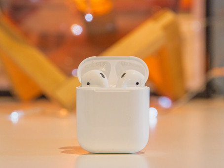 Gift Find: Gadget Connects Airpods to Plane Seatback Monitors