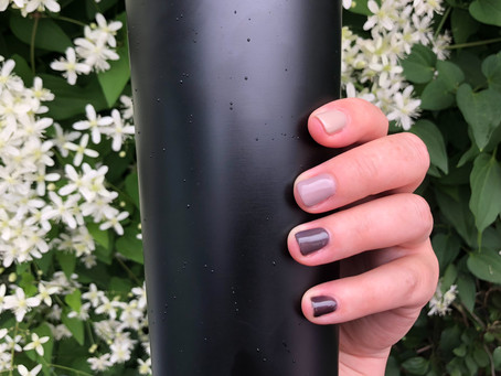The Colors I Use for Neutral Ombre Nails