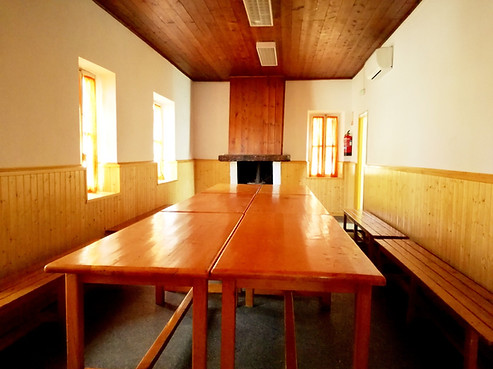 Gran salón comedor