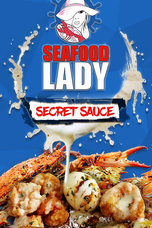 Seafood Lady Secret Sauce