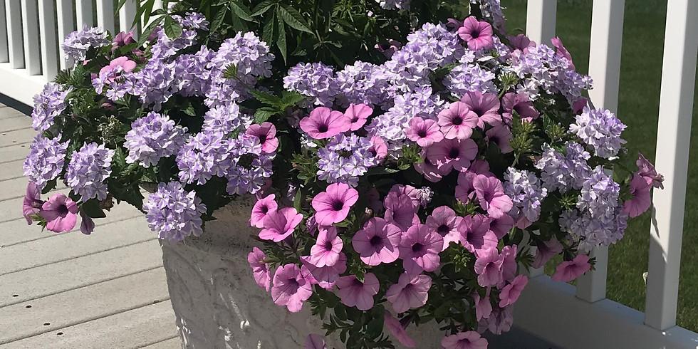 Spring Planter Workshop