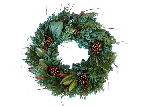 Woodland Premium Wreath