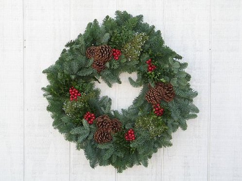 Forest Elegance Premium Wreath