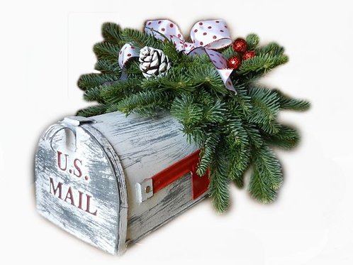 Mailbox Centerpiece