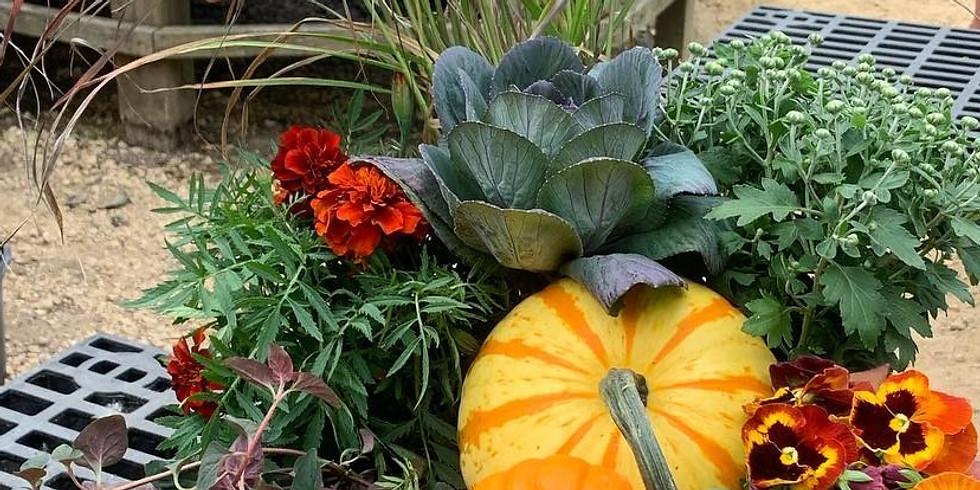 Fall Planter Workshop