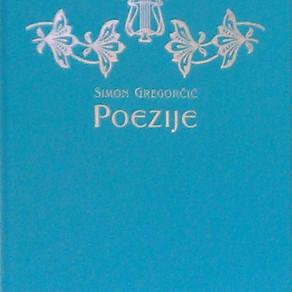Simon Gregorčič - Poezije