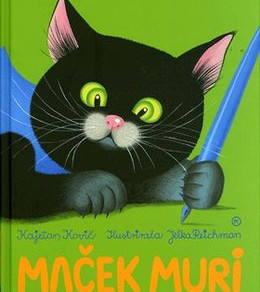 Kajetan Kovič - Maček Muri