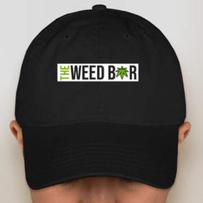 The Weed Bar Hat