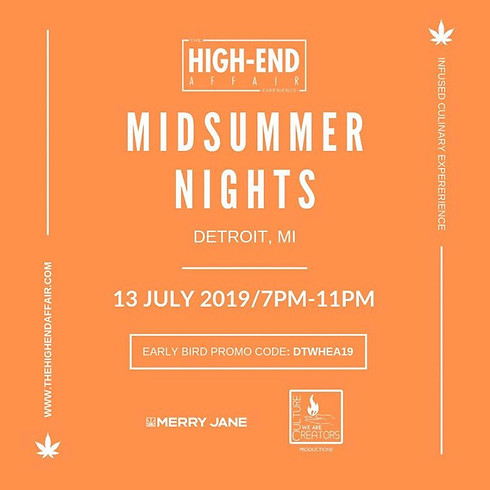 HIGH END AFFAIR: MID SUMMER NIGHTS