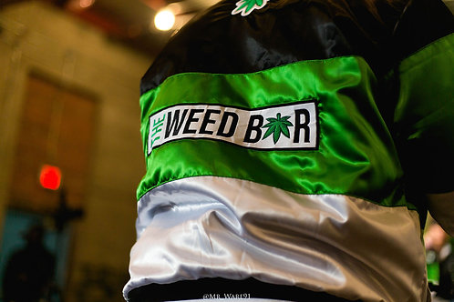 The Weed Bar Classic Jacket