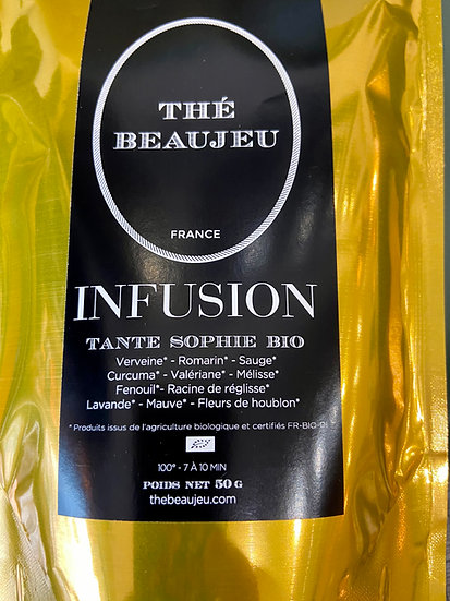 INFUSION TANTE SOPHIE