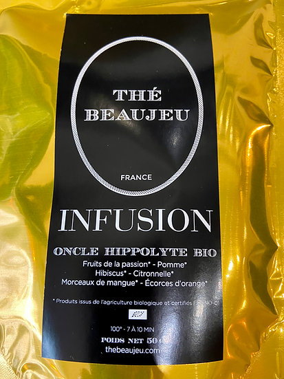 INFUSION ONCLE HIPPOLYTE