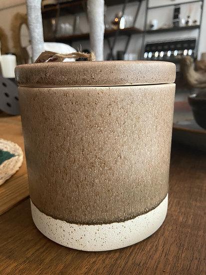 Bonbonnière en céramique
