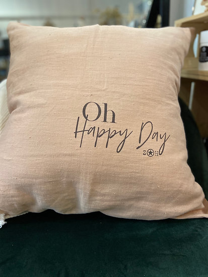"""COUSSIN """"Oh Happy Day"""""""