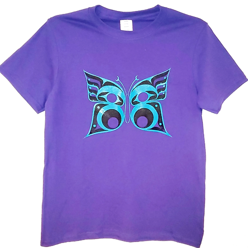 Youth Butterfly Tee