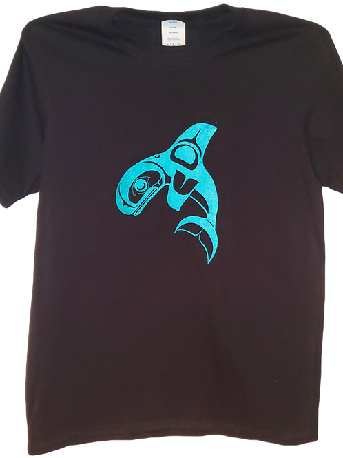 Youth Killer Whale Tee