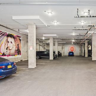 NewRo Studios - Parking Garage