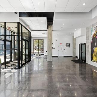 NewRo Studios - Main Entrance