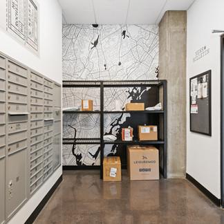 NewRo Studios  - Mail Room