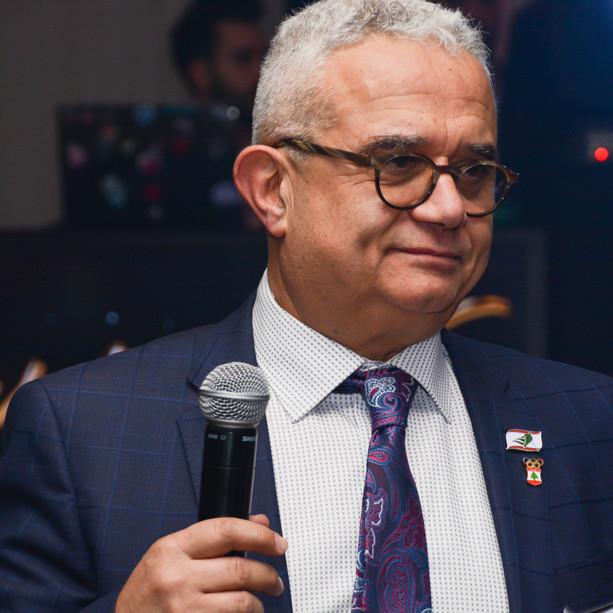 Speach by LIHF President Charles El-Mir